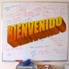 یکشنبه 31 اکتبر- شروع کلاسهای اسپانیایی