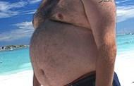 بی توجهی مرگبار مردان به چاقی