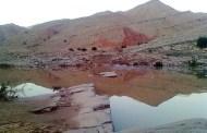آثار تاریخی پشت سد گتوند غرق میشوند