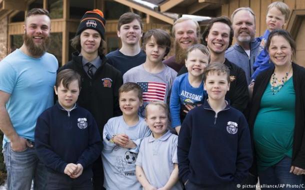 در آرزوی فرزند دختر، صاحب 14 پسر شدند
