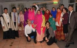 فیلم و عکس از جشن یلدای 2018 انجمن ستین