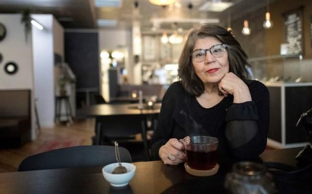 ژیلا مساعد برنده جایزه ادبی