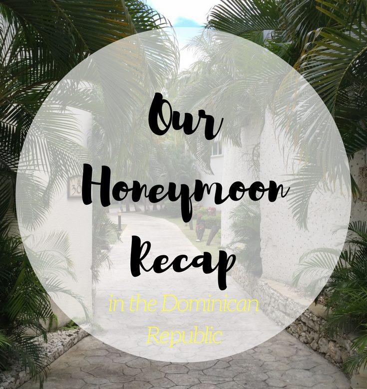 Zinhobls Say I Do: Our Honeymoon Recap