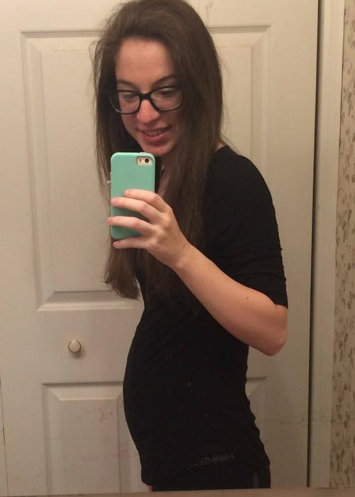Baby Zin: 17 Week Bumpdate