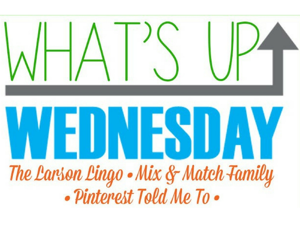 What's Up Wednesday: August 2017