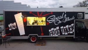 The food truck can be found Friday and Saturday nights. Photo from the Speals on Wheels Facebook.