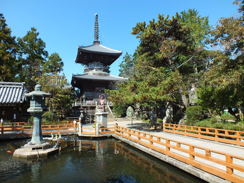 Ryozen-ji, Shikoku Pilgrimage's First Temple