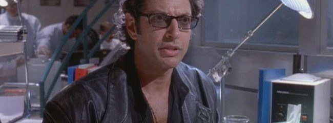 News – Goldblum Returns to Run Away from More Dinosaurs!