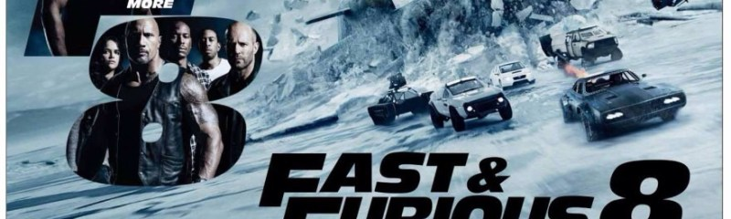 Fast and Furious 8 (The Fate of the Furious) – Review