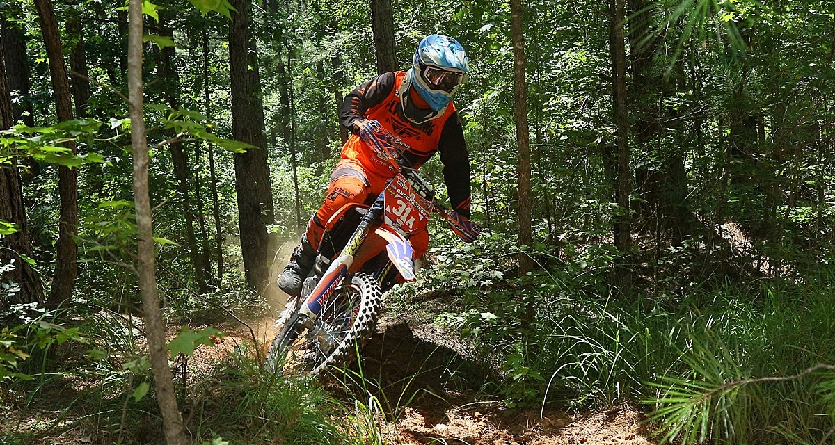 Cherokee National Enduro