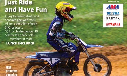 Family Fun Ride to Benefit FOCUS & Fragile Kids