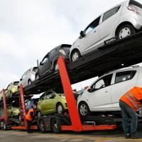 La fabricación de automóviles en España aumenta un 20% en abril