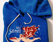 Wild Salmon Mermaid