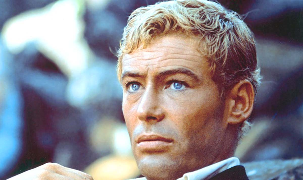 Lawrence of Arabia's Peter O'Toole - Top 5 performances