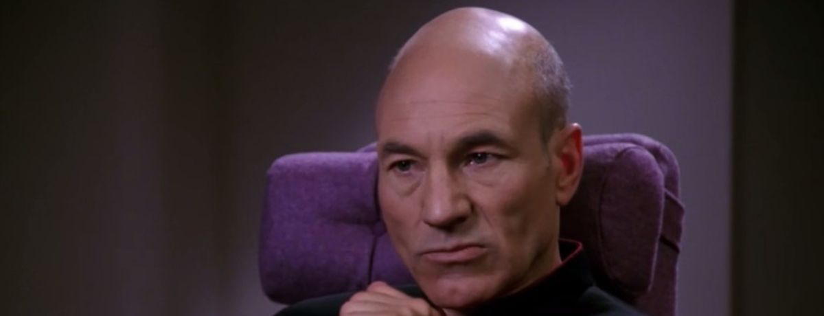 Star Trek - Really Terrible Pitches for Picard's New Series