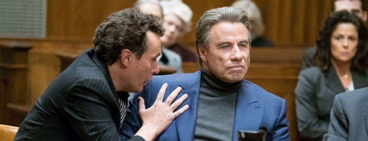 Gotti - DVD Review