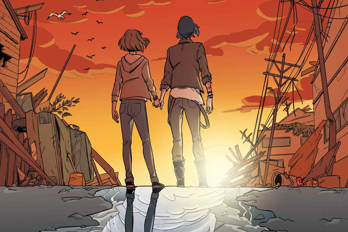 Life Is Strange #1 - Comic Review