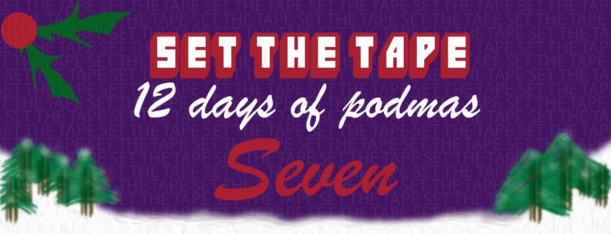 The Black Tapes - 12 Days of Podmas