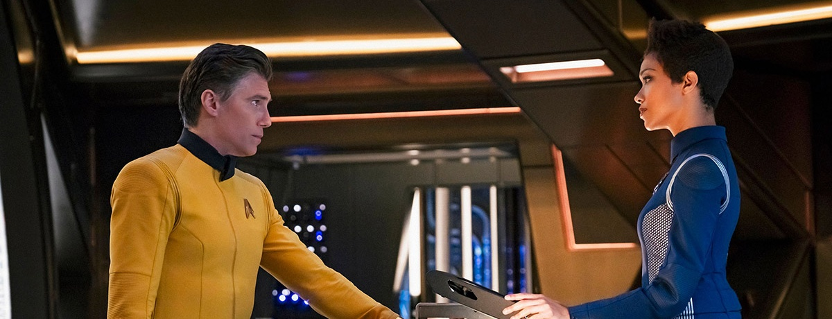 Star Trek: Discovery 2x01 - 'Brother' - TV Review