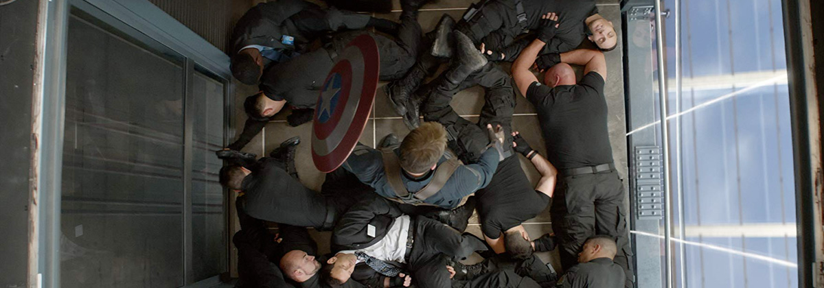 The Road to Endgame... Captain America: The Winter Soldier