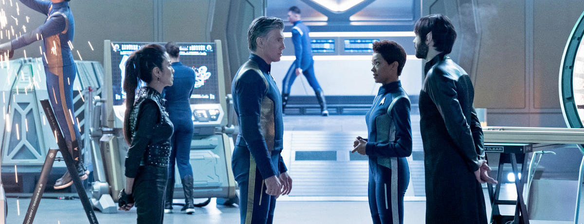 Star Trek: Discovery 2×10 – 'The Red Angel' – Review