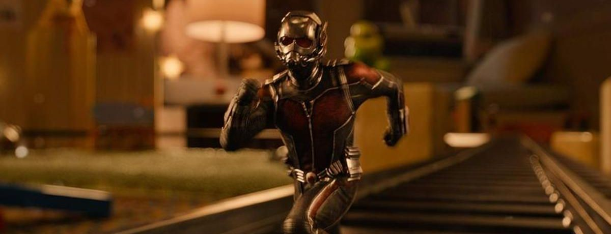 The Road to Endgame... Ant-Man