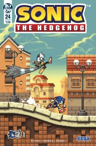 Sonic The Hedgehog 24 Review Set The Tape