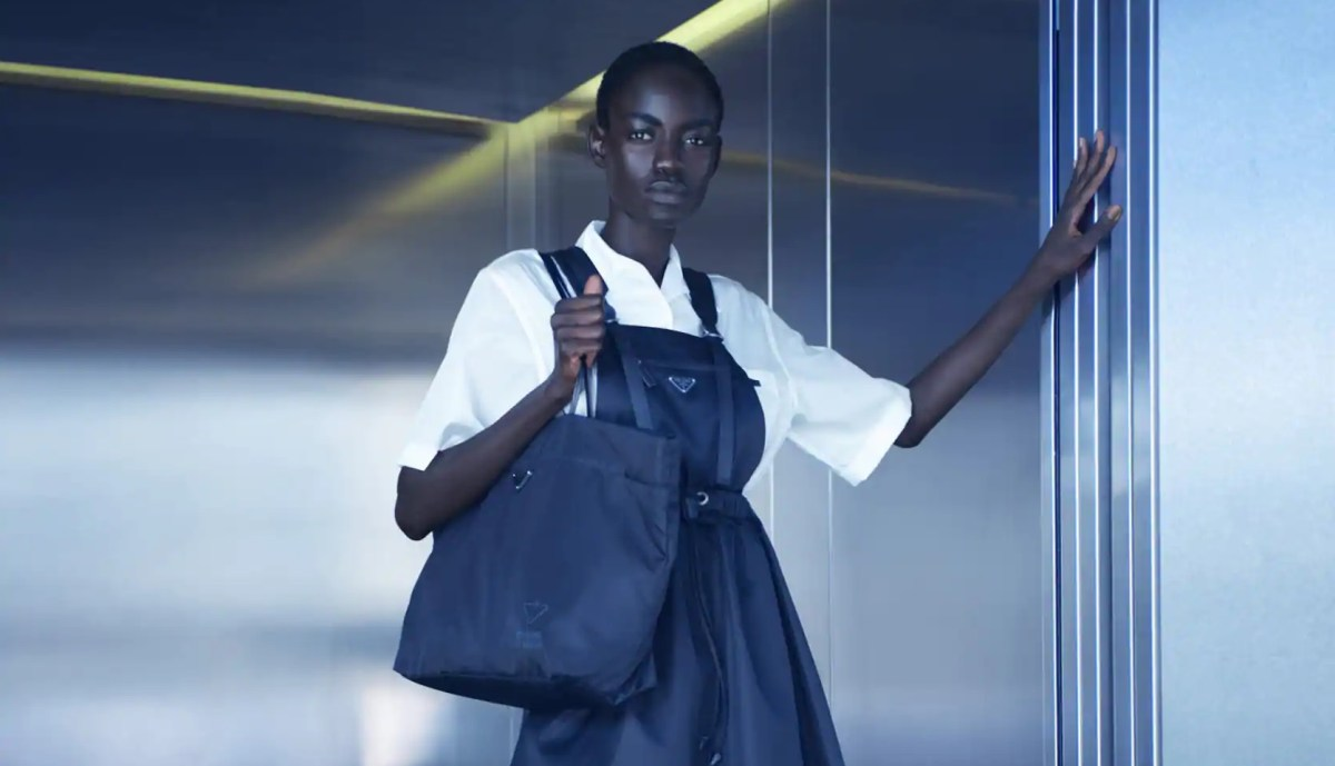 Prada Launches Re-Nylon Apparel Line Made Out of Regenerated Nylon