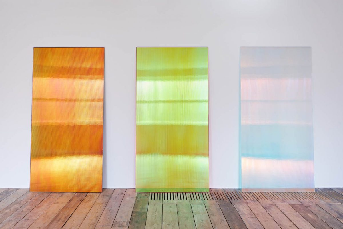 Step Into a World of Colour With Artist Ann Veronica Janssens