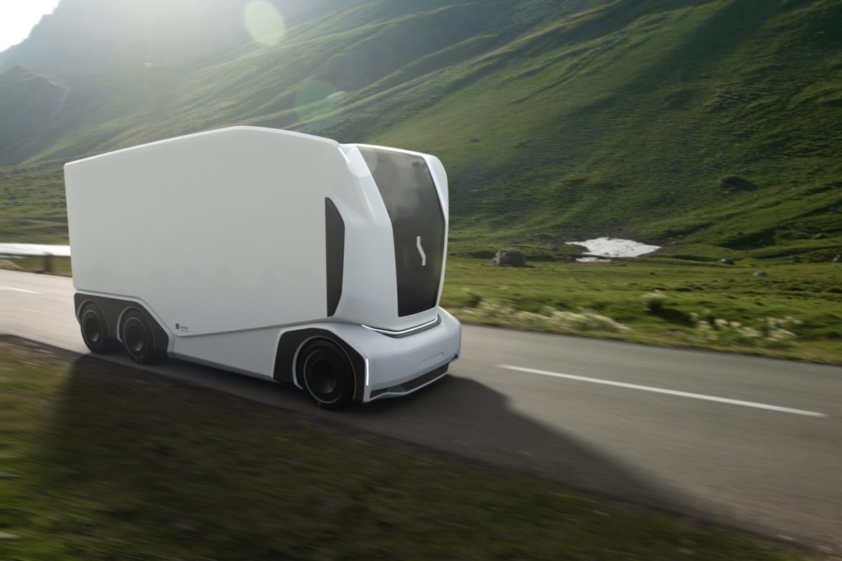 Einride Aims to Revolutionize Freight Shipping With Its All-Electric Autonomous Pod