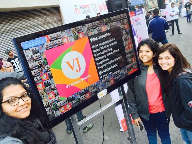 Setu Digital, Setu Advertising, Happy Streets, Vilas Javdekar Developers, Digital Agency 2