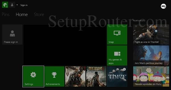 Xbox One IP Address