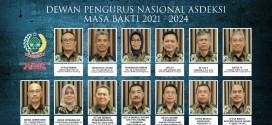 Dewan Pengurus Nasional ASDEKSI 2021-2024