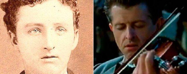 La verdadera historia del violinista del Titanic