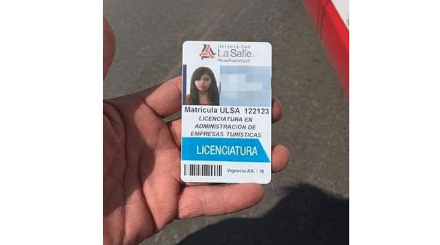 Muere estudiante atropellada por transporte público en Edomex