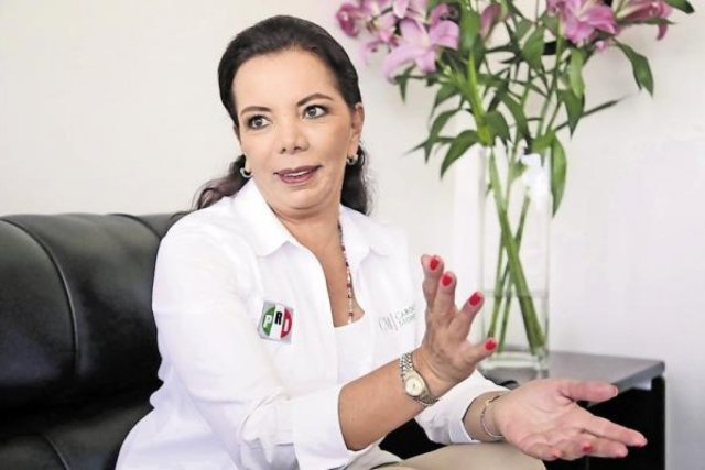 Sí me interesa la gubernatura de Edoméx: Carolina Monroy