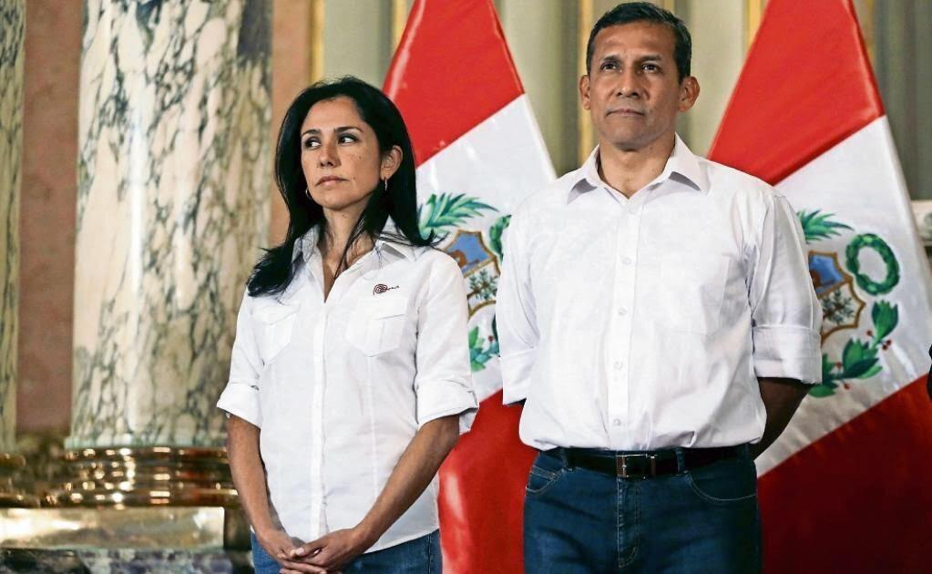 Primera dama de Perú, es investigada por lavado de dinero