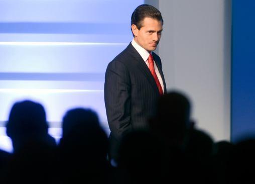 Peña Nieto en su peor nivel de aprobación en 4 años