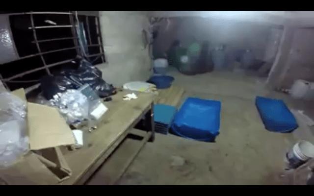 Desmantelan uno de los mayores laboratorios productores de drogas en Edoméx