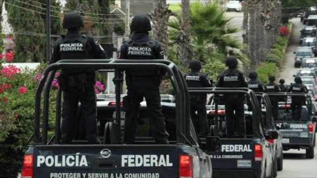Policias Federal despliega a más de 4 mil elementos en Oaxaca y Chiapas