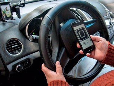 Choferes de Uber a paro de labores este viernes en la CDMX