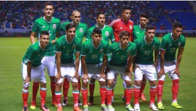 México vs Alemania en Juegos Olímpicos de Río 2016