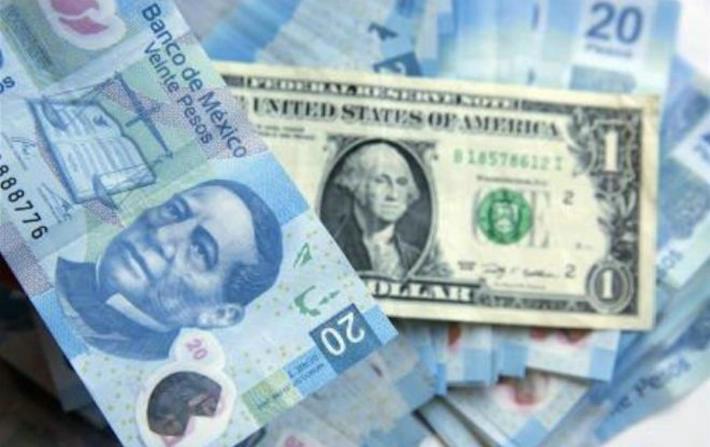 Se vende dolar en 20 pesos en Bancos de la Ciudad de México