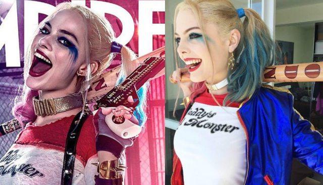 Suicide Squad: este es el mejor cosplay de la Harley Quinn de Margot Robbie