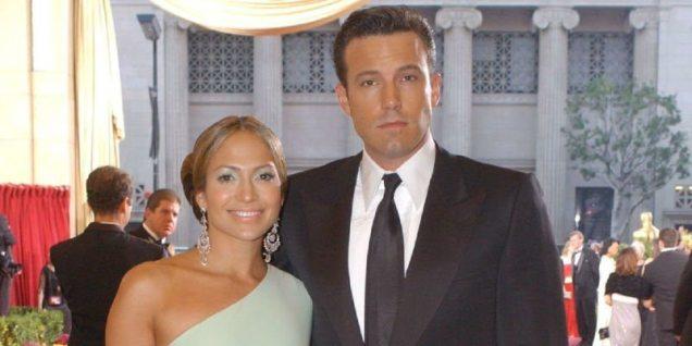 Ben Affleck, quien está pasando por una dura separación de la actriz Jennifer Garner, sigue reflexionando sobre el romance que tuvo con otra guapa celebridad: Jennifer López.
