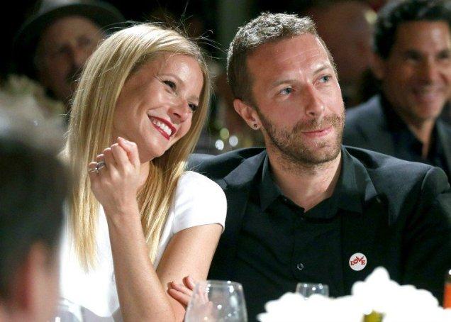 Gwyneth Paltrow y Chris Martin oficializaron su divorcio, luego de dos años separados