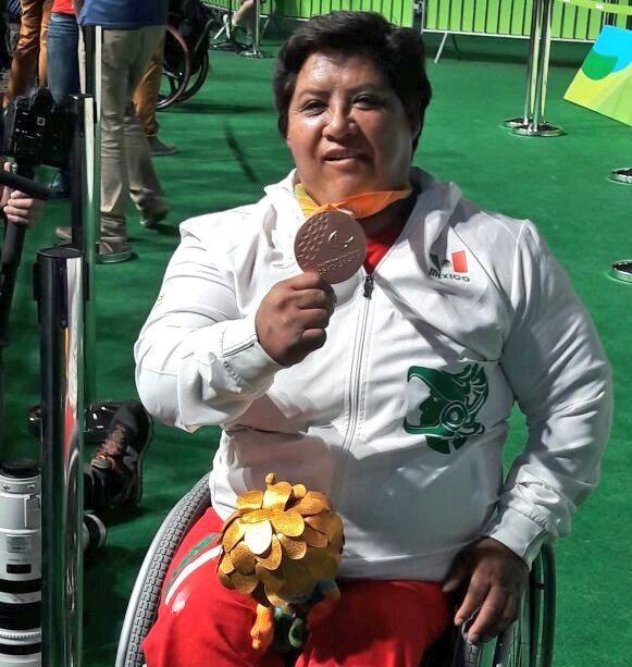 Catalina Díaz gana bronce para México