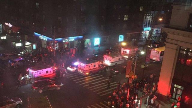 Una Explosión en Manhattan deja varios heridos