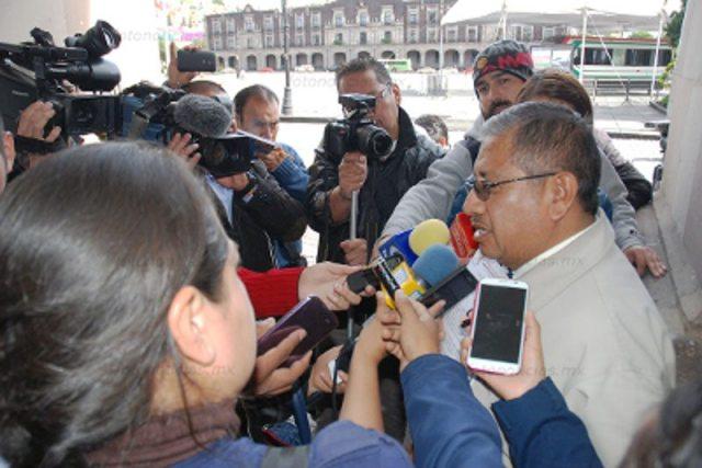 Ordenan a la policía municipal de Toluca no responder a ninguna llamada de auxilio de Tlacotepec, acusa Delegado