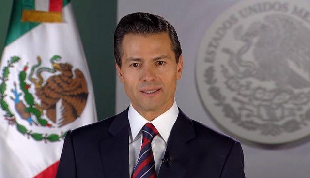 Peña Nieto refrenda a gobernador de NL trabajar con visión compartida